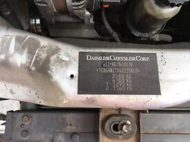 Chrysler Voyager manual gearbox