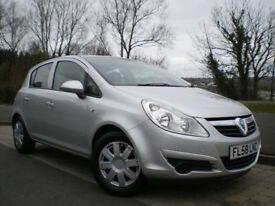 Vauxhall Corsa 1.3 CDTi 16V CLUB 5dr Hatchback * Full SERVICE HISTORY * 3 Months WARRANTY