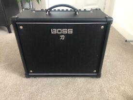 Boss Katana-50 Guitar Amp