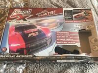 Slotless car racing