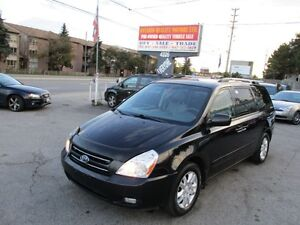2009 Kia Sedona EX W/LUXURY PKG,,TV DVD