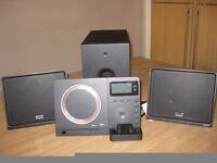 TEAC Micro Hi Fi System