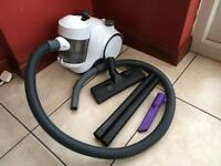Vacuum Cleaner- Little used- comes with tools- good condition- bargain only £10