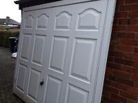Garage Door (Hormann) White
