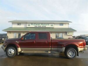 2008 Ford F-450 King Ranch Diesel Dually
