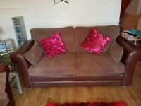 3 seater and 2 seater immaculate condition