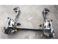 A6 A7 4G subframe with engine mounting
