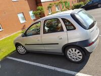 Wauxhall corsa for sale
