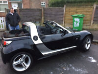 Smart Roadster 700cc For Sale/Swap For 600 Motorcycle. £1500