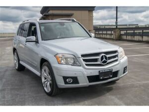 2010 Mercedes-Benz GLK350 AWD Fully Loaded Only 103, 000KM