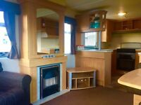 Cheap Static Caravan Holiday Home For Sale Near Newcastle And Edinburgh –Scotland, Borders, Berwick