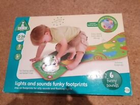 ELC Lights and Sounds Funky Footprints