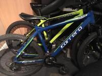 Carrera valour & specilized p.street bikes forsale