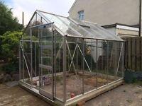 "Greenhouse (8'6"" x 10'6"")"