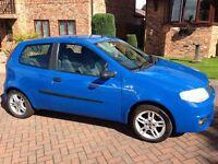 Fiat Punto 1.2 8v Active Sport 3dr Blue