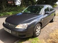 2006 FORD MONDEO LX AUTOMATIC,ONLY 72K MILES,FULL SERVICE HISTORY,MOT MARCH 2017,HPI CLEAR,2 OWNERS