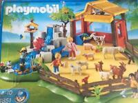 Playmobil 4851 Children's Petting Zoo
