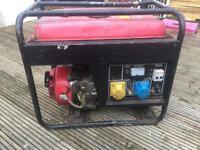 Petrol generator 3kva