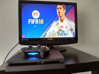 New ps4 slim + Fifa 18