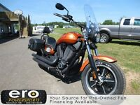 2013 Victory Motorcycles Judge