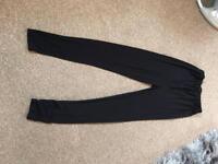 2 pairs of Maternity leggings, size 12.