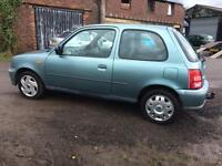 Micra, only 67,000 miles from new , drives absolutely perfect