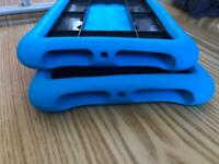 x2 Amazon fire for kids tablet covers Blue