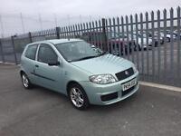 2004 Fiat Punto 1,2 litre 3dr 10 months mot