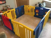 MCC Plastic Playpen EXCELLENT condition