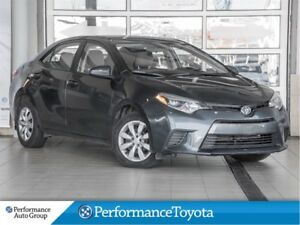 2016 Toyota Corolla 4-door Sedan LE CVTi-S