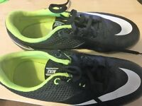 Nike Mercurial Astrourf Trainers Size UK 5 Hardly used see pictures