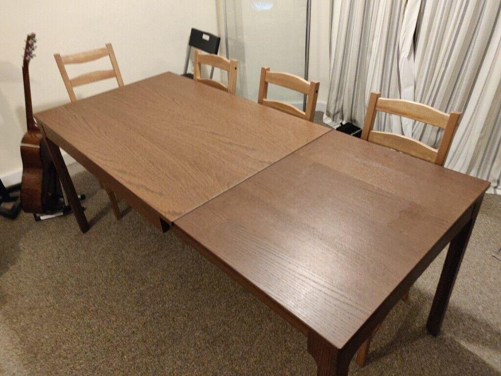 Ikea Ekedalen Extendable Table In Cambridge Cambridgeshire
