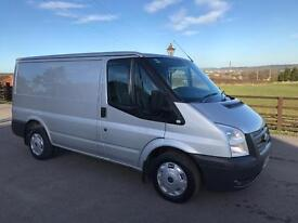 Ford transit 100 t280 swb low roof, 2012 (61) reg, tested till January, silver met