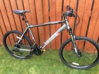 Mens Carrera Vengeance Mountain Bike