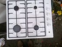 AEG gas hob in excellent condition hardly used