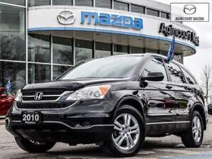 2010 Honda CR-V EX 4WD | Low Km | Sunroof | Alloys | Power Seat