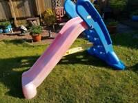 Little tikes large slide