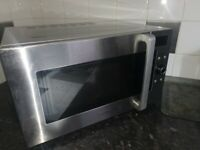 Daewoo KOC9Q4T 28L 900W Freestanding Combination Microwave in Stainless Steel