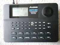 Alesis SR16 MIDI drum machine (SR-16)
