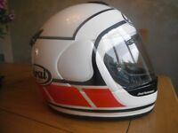 ARAI Colin Edwards replica helmet rep.excellent condition.