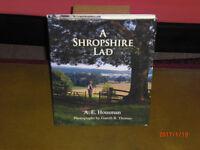 A Shropshire Lad by A. E. Houseman