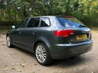 2007 Audi A3 2.0 TDI Sport - Years MOT - Great condition