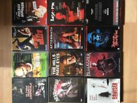 12 rare / obscure DVDs