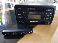 FORD RADIO RDS 5000 CD COMPATIBLE WITH CODE ONLY £15