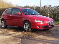 2007 Alfa Romeo 147 2.0 petrol