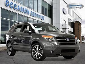 2015 Ford Explorer XLT, DECOR XLT