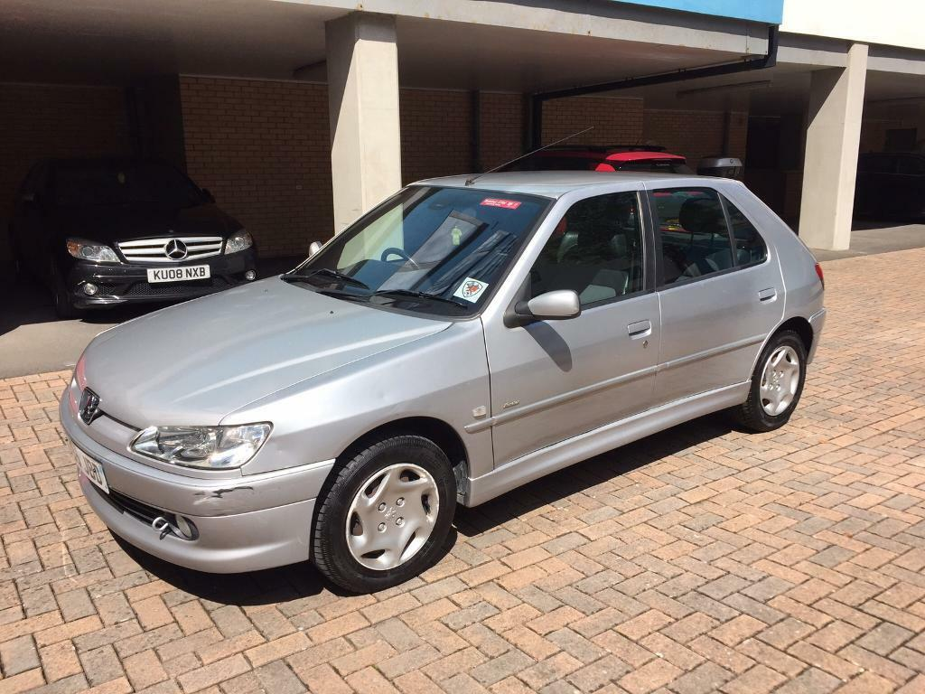 Peugeot 306 Meridian - excellent condition for age 2 previous owners & full  service history