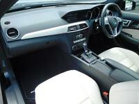Mercedes-Benz C Class C63 AMG (black) 2014-11-28