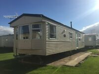 Willerby Beumaris 35x10 2 bed on Talacre Beach in north wales