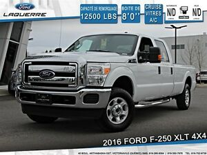 2016 Ford F-250 **XLT*4X4*AUTOMATIQUE* CRUISE*A/C**